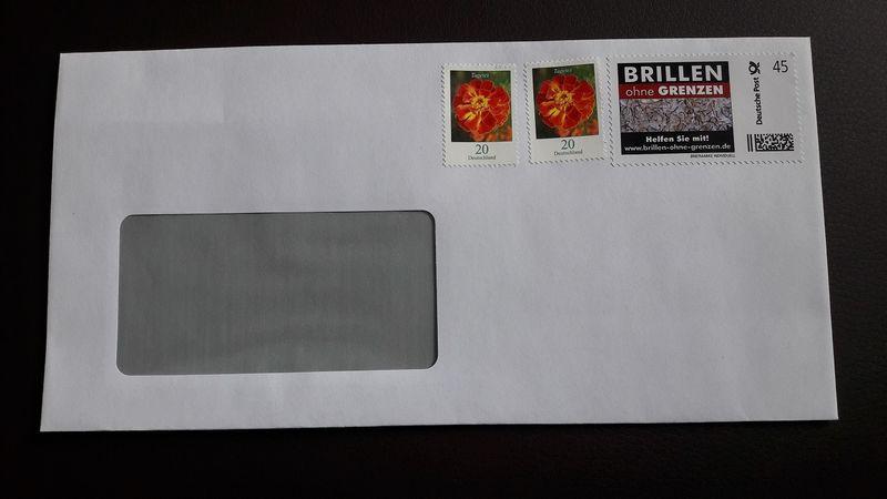 Gudd Zweck Briefmarken