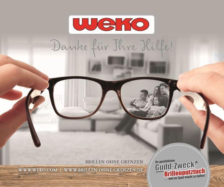 Brillen Abgeben